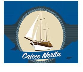 caicco norita vieste – escursioni in barca a Vieste – escurisoni a Vieste